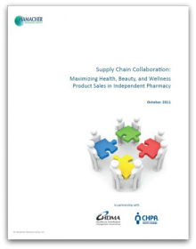 Supply Chain Collaboration: Maximizing Health, Beauty, and Wellness Product Sales in Independent Pharmacy