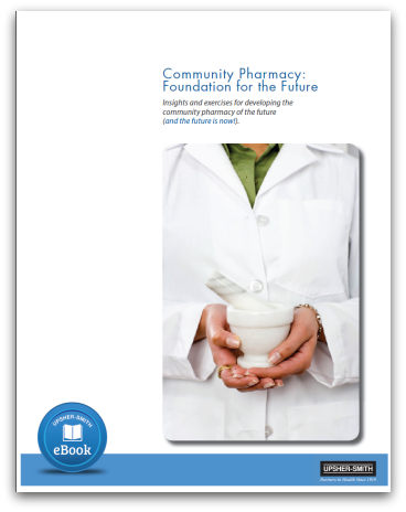 Community Pharmacy: Foundation for the Future e-book