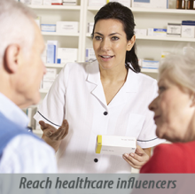 Reach Healthcare Influencers
