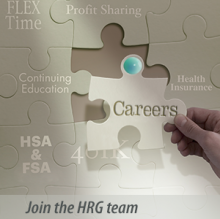 Join the HRG Team