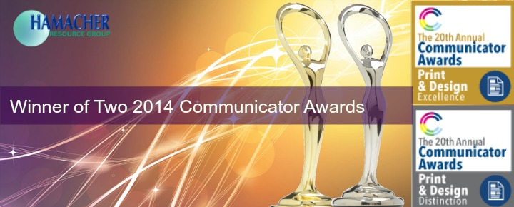 HRG Wins Communicator Awards for Brand-Building Trade Show Promotional Materials