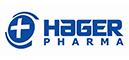 Hager Pharma Logo