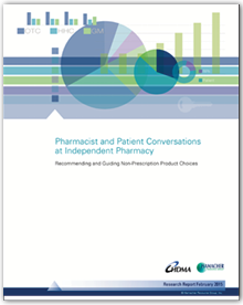 Pharmacist and Patient Conversations at Independent Pharmacy