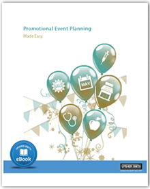 Promotional Event Planning Made Easy e-book