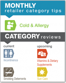 Monthly Category Retailer Tips — August
