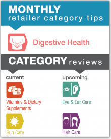 Monthly Retailer Category Tips — September 2017