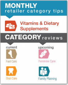 Monthly Retailer Category Tips — January 2017