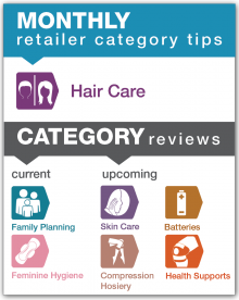 Monthly Retailer Category Tips — February 2017