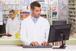 Pharmacist ordering products
