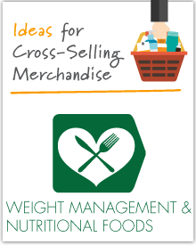 Increasing the Market Basket: Weight Management & Nutritional Foods