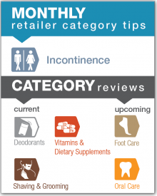 Monthly Retailer Category Tips — December 2017
