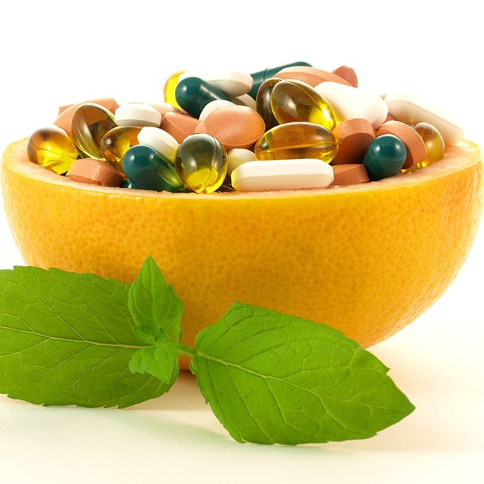 Increasing the Market Basket: Vitamins & Dietary Supplements
