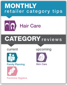 Monthly Retailer Category Tips — February 2018
