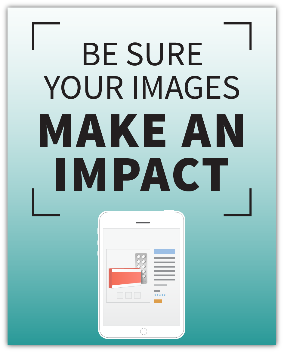 Be Sure Your Images Make An Impact E-book Infographic