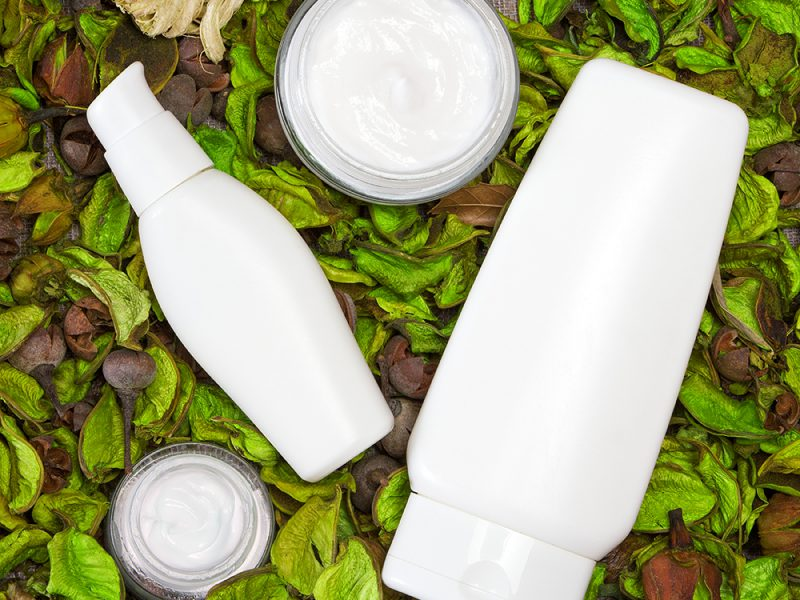 Demand for natural skin care products poised for growth