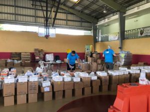 Distribution center Puerto Rico