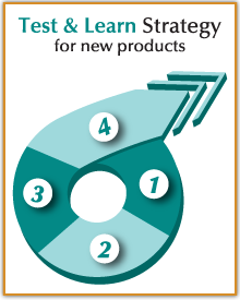 Test & Learn Strategy for New Products