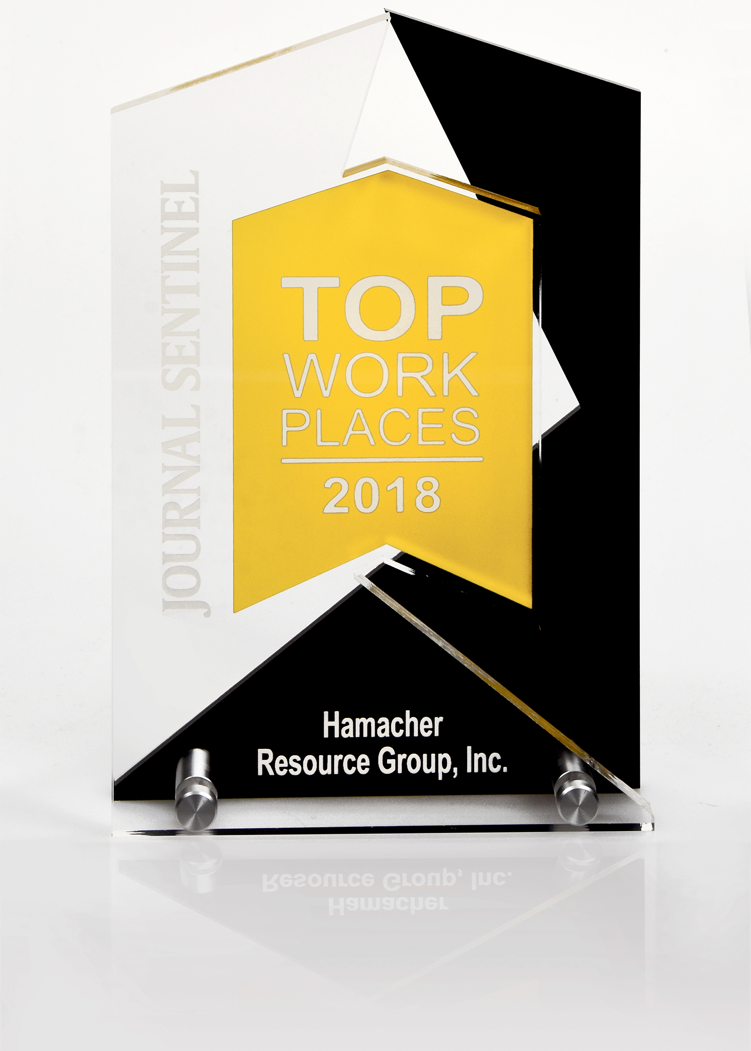 2018 Top Workplace Award