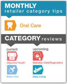 Monthly Retailer Category Tips — May 2018