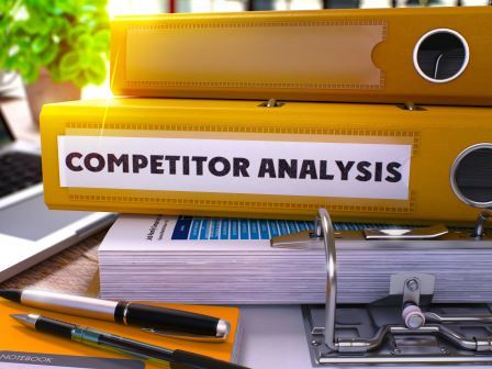 Resolution: Study my brand competition