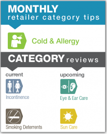 Monthly Retailer Category Tips — August 2018
