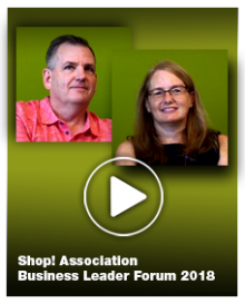 Shop! Association's Business Leader Forum Review