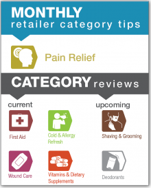 Monthly Retailer Category Tips — November 2018