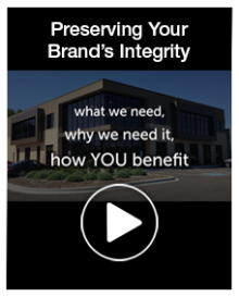 Preserving your brand's integrity