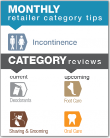 Monthly Retailer Category Tips — December 2018