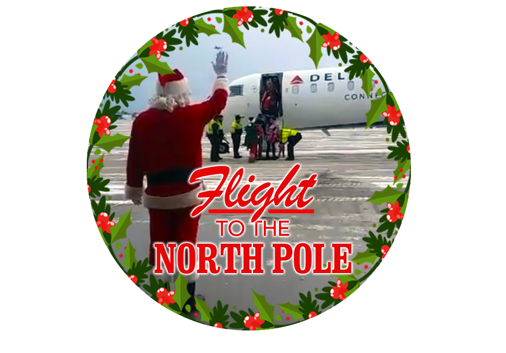 Helping sick children travel to the North Pole warms my heart