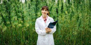 pharmacist and CBD