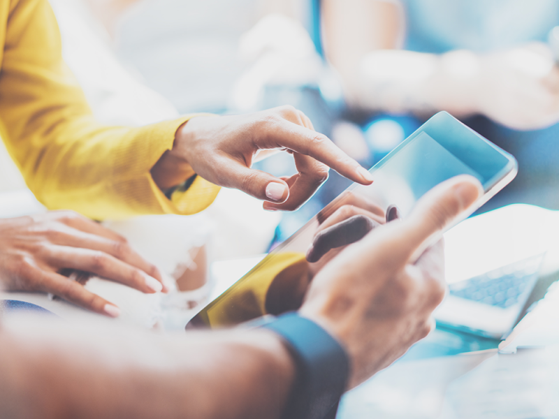 Technology Trends in Retail 2019