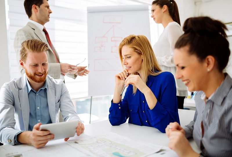 Four Components Of Effective Collaboration