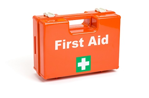 Monthly Retailer Category Tips — First Aid