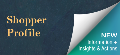 Independent Pharmacy Research Study — Shopper Profile Infographic Features Six New Charts